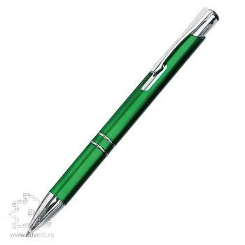 Ручка шариковая «Калгари», зеленая
