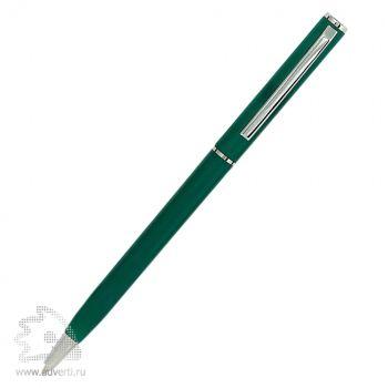 Ручка шариковая «Наварра», зеленая