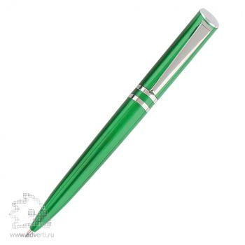 Ручка шариковая «Гранд Колор», зеленая