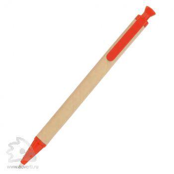 Ручка шариковая «Эко», красная