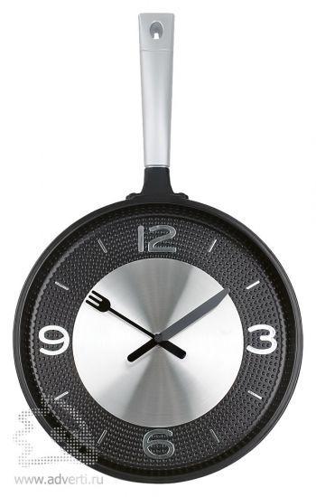 Часы настенные «Сковорода»
