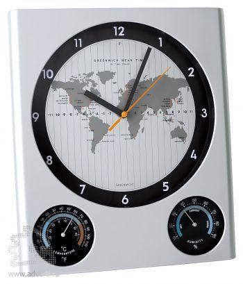 Часы с метеостанцией «Орио»