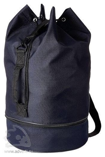 Рюкзак «Idaho» с отделением для обуви, темно-синий