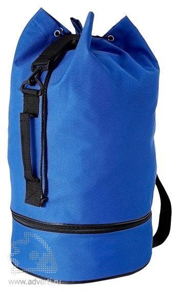 Рюкзак «Idaho» с отделением для обуви, синий