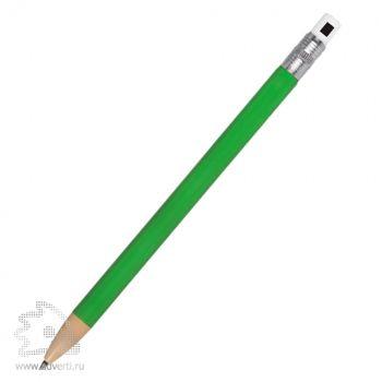 Карандаш механический «Шеридан», зеленый