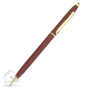 Ручка шариковая «Женева», бордовая