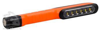 Фонарь «Кросс», оранжевый