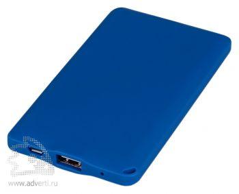 Портативное зарядное устройство «Фелиция», синее