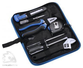 Набор инструментов «Специалист», синий