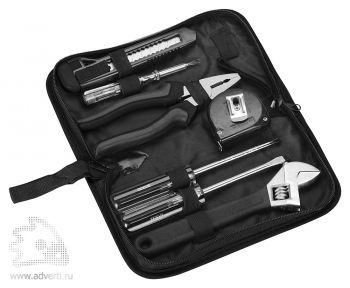 Набор инструментов «Специалист», черный