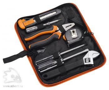 Набор инструментов «Специалист», оранжевый