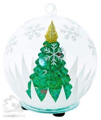 Новогодняя елка «Рождество» с подсветкой