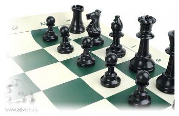 Набор игр в чехле «Эрудит», шахматы