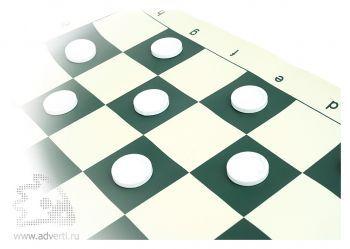 Набор игр в чехле «Эрудит», шашки