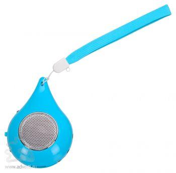 Портативный динамик «Капля Воды», голубой