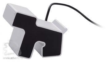 USB Hub «Dog», оборотная сторона