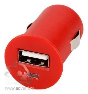 Автомобильное зарядное устройство «Попутчик», USB разъем