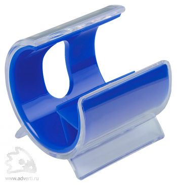 «Ньюпорт» подставка под мобильный телефон, синяя