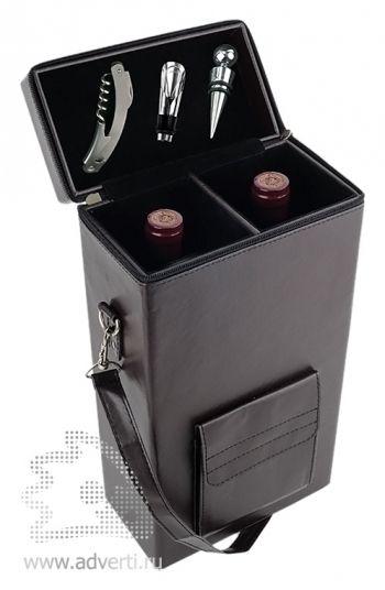 Набор аксессуаров для вина «Дюплекс»