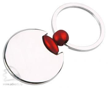 Брелок «Мартелло», красный