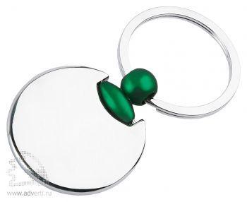 Брелок «Мартелло», зеленый