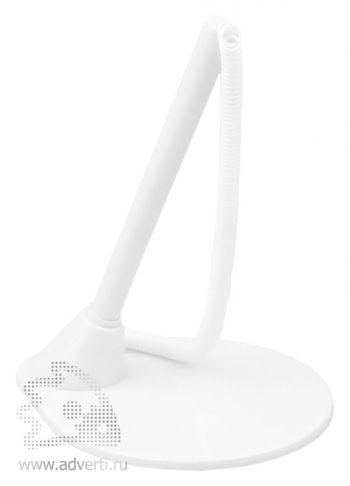 Ручка с подставкой «Ньор», белая