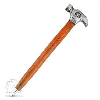 Ручка шариковая «Молоток»