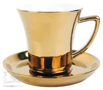 Чайная пара «Золотой век»