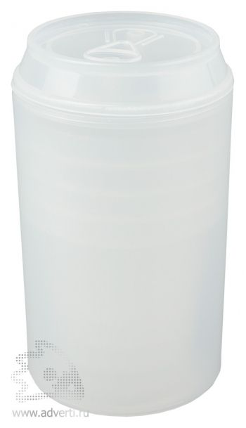 Набор «Plastglass», белый