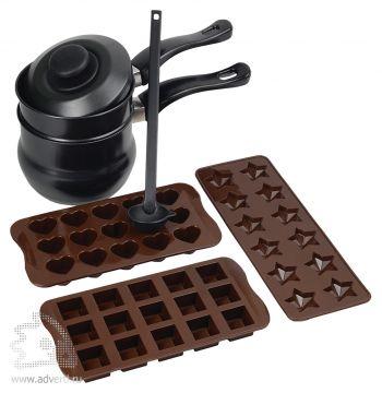 Набор «Шоколадница» для приготовления шоколадного фондю