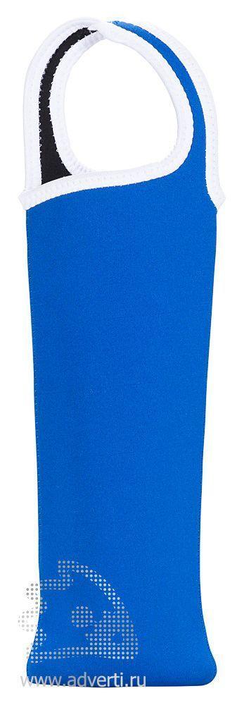 Чехол для бутылки «Сен-Назер», синий