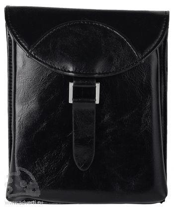 Набор аксессуаров для чистки обуви «Кэрролтон», черный