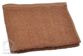 Полотенце «Doily», коричневое