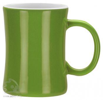 Кружка «Уэйко», зеленая