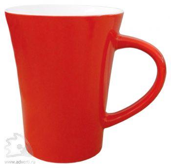 Кружка «Ларедо», красная