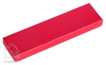 Подарочная коробка для ручек «Эврэ», красная
