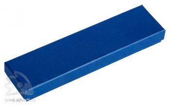 Подарочная коробка для ручек «Эврэ», синяя