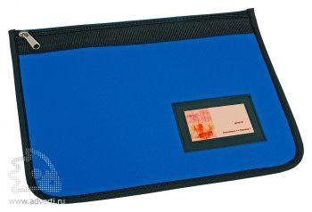 Папка для документов «Равенна», синяя