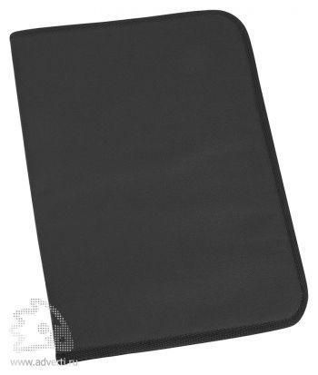 Папка для документов «Альба», черная