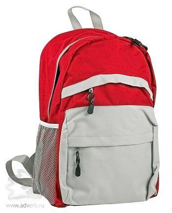 Рюкзак «Универсальный», красный