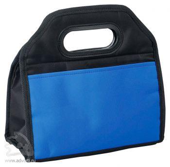 Сумка-холодильник «Морозко» на 1 л, синяя