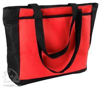 Сумка для шопинга «Трейси», красная