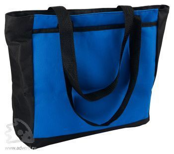 Сумка для шопинга «Трейси», синяя
