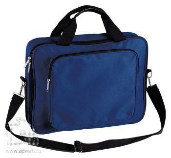 Сумка для ноутбука «Камберленд», синяя