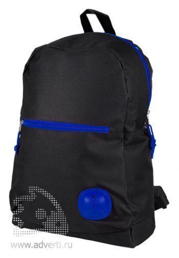 Рюкзак «Броуд-Пик», с синими элементами