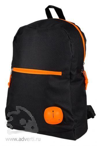 Рюкзак «Броуд-Пик», с оранжевыми элементами