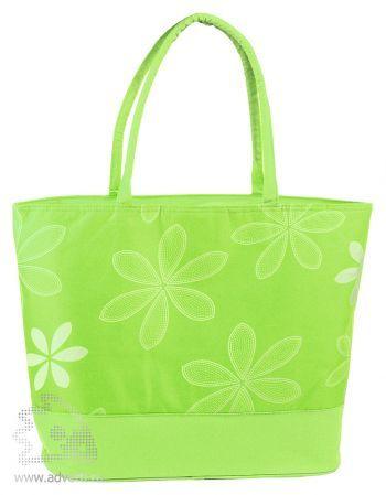 Сумка-холодильник «Саммер Лоун», светло-зеленая