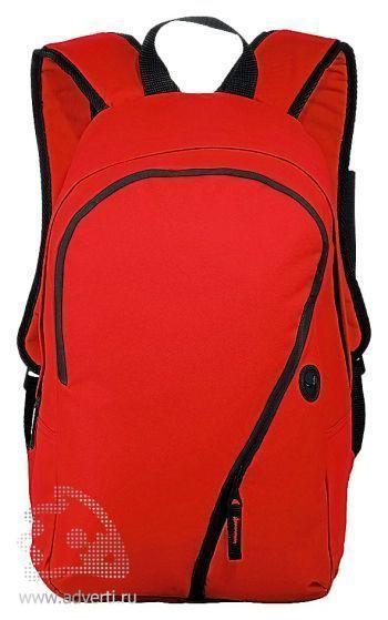 Рюкзак «Смарт», красный