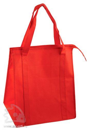 Сумка для шопинга «Помощница», красная