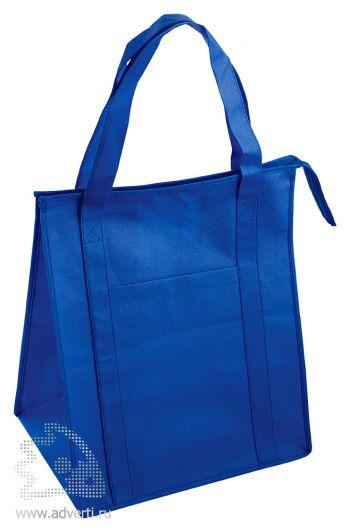 Сумка для шопинга «Помощница», синяя